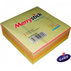 STICKY MS Куб 75/75 - 9 цвята