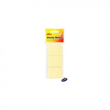 STICKY MS СЗЛ 3/40/50 пастел жълт