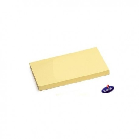 STICKY MS СЗЛ 75/125 пастел жълто
