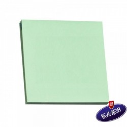 STICKY MS СЗЛ 75/75 пастел зелено