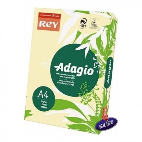 ADAGIO хартия Canary А4 500л.