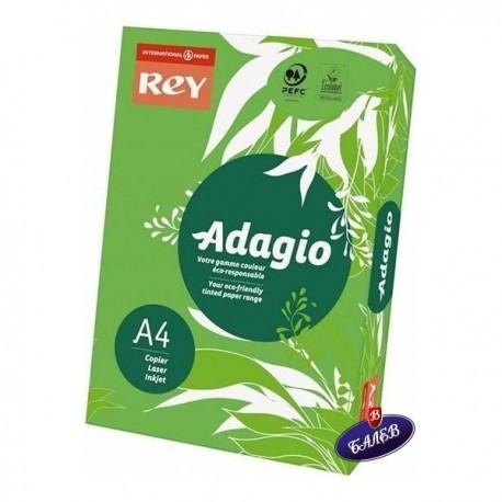 ADAGIO хартия Deep Green А4 500л.