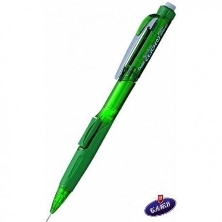 PENTEL Авт. молив 0.7 PD277 зелен
